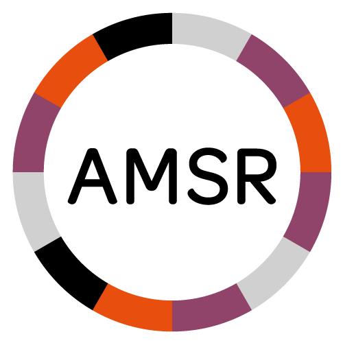 AMSR logo