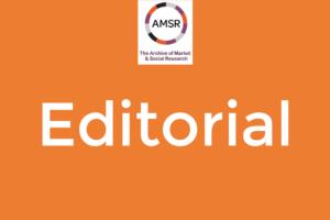 AMSR-Editorial