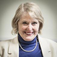 Dr. Liz Nelson OBE
