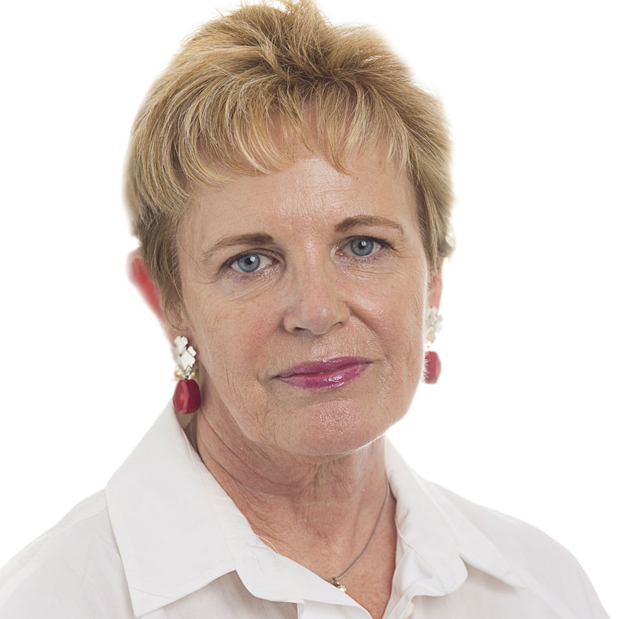 Jane Frost, Vice Chair, AMSR