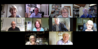 AMSR Trustees Zoom meeting