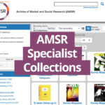 AMSR specialist collections story image