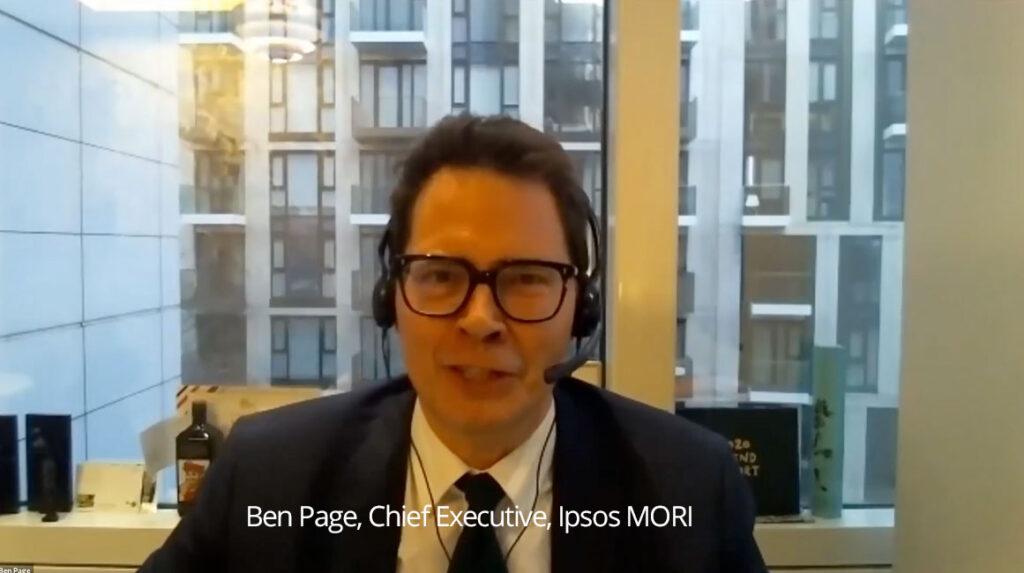 Ben Page video still