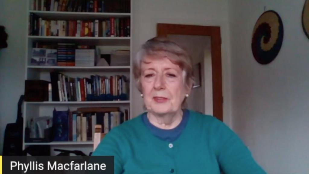 Phyllis Macfarlane video still
